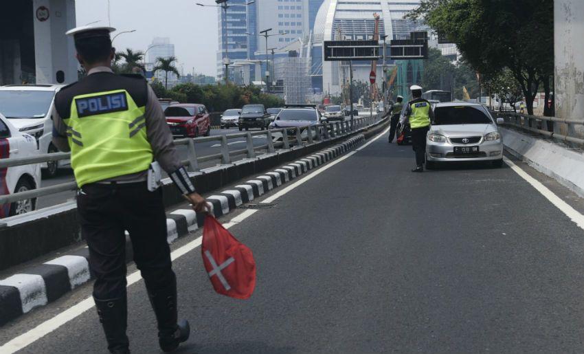PSBBTransisi Berlaku, Ganjil Genap di Jakarta Ditiadakan