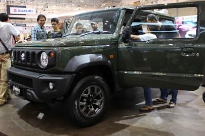 Suzuki Jimny Mengaspal di Australia Januari 2019, Indonesia Kapan?