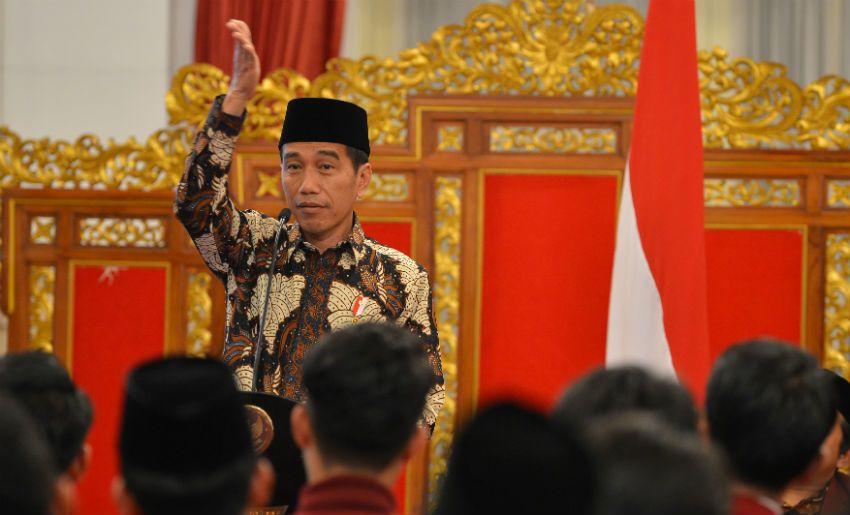 Dituduh Antek Asing, Jokowi Sebut Blok Mahakam dan Freeport