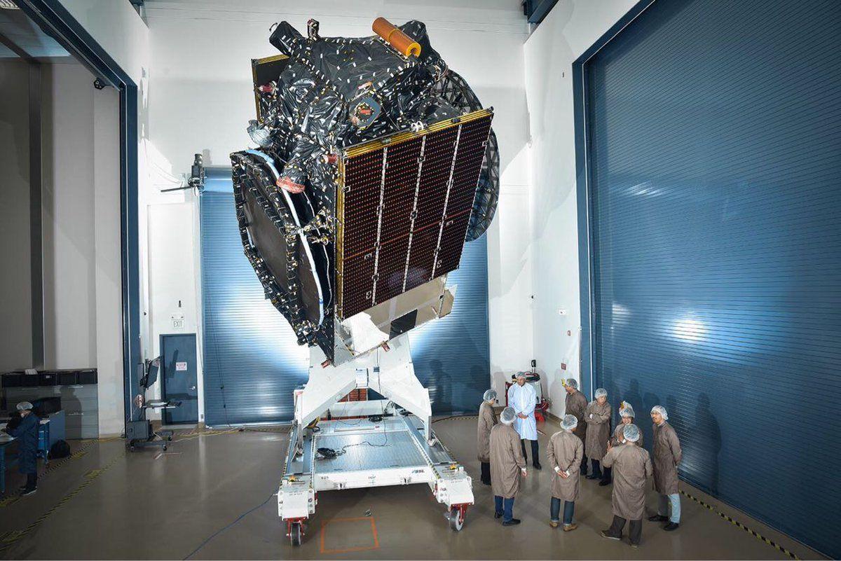 5 Fakta Kece Satelit Merah Putih yang Diluncurkan di Bulan Kemerdekaan