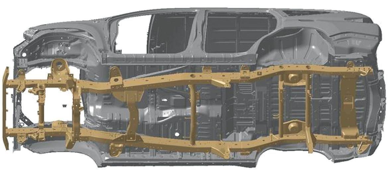 Duel SUV Monocoque Vs Ladder Frame, Mana Lebih Tangguh?