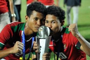 10 Gaya Kompak Bagas-Bagus, Duo Andalan Timnas U-16