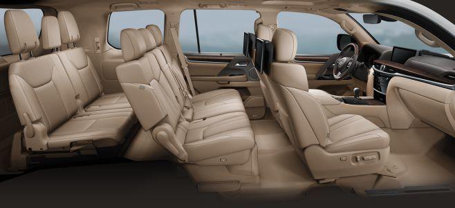 Pajak Mobil Lexus LX570 Prabowo Tembus Rp 43 Juta Setahun!