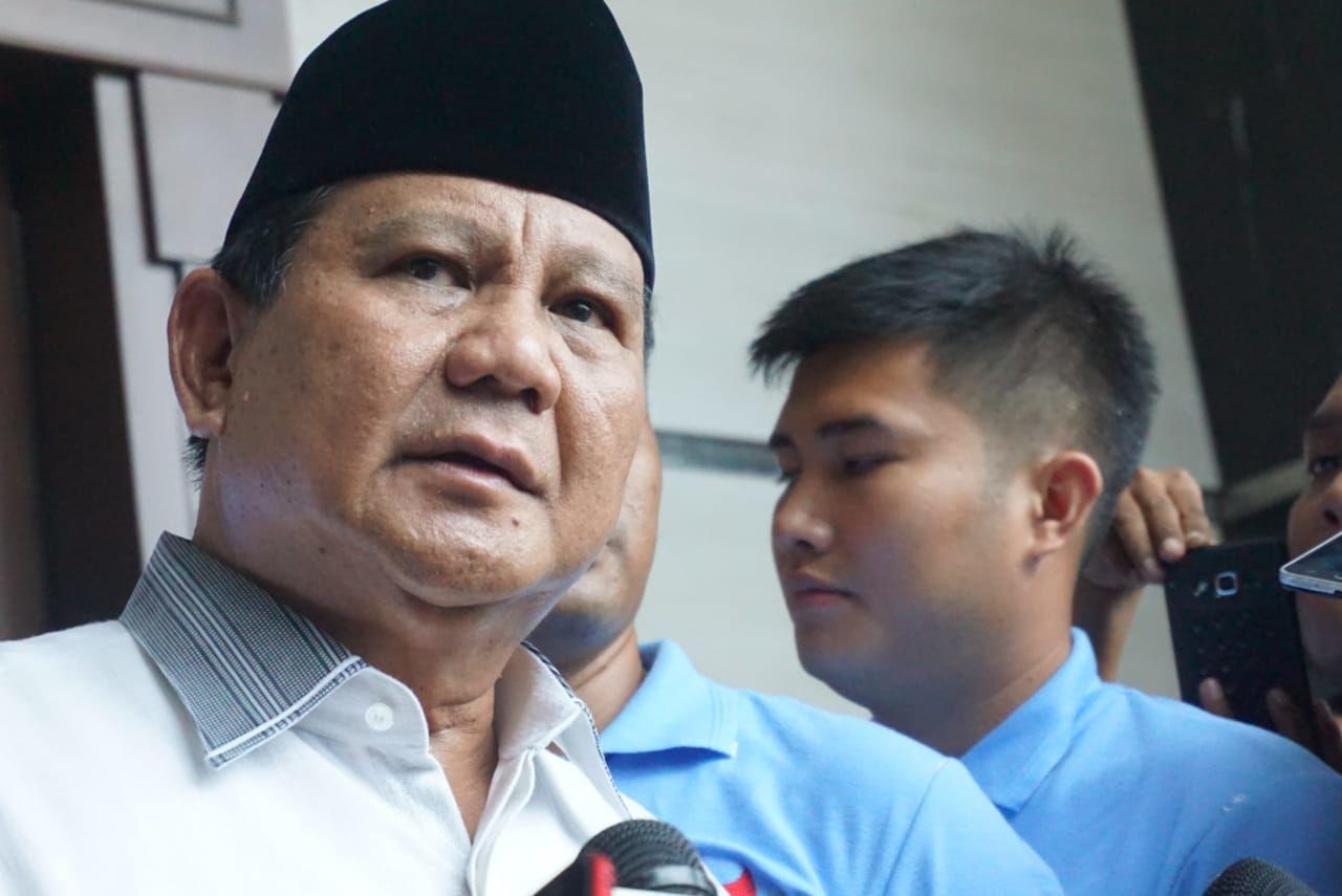 Ronde Kelima Prabowo VS Wartawan Indonesia