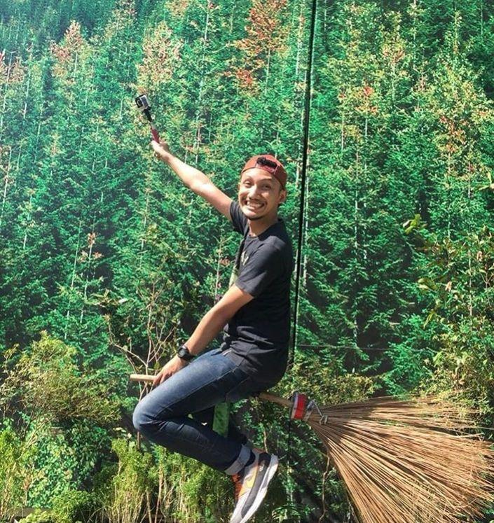12 Potret Kece Taman Selfie di Binjai, Instagramable dan Kekinian Abis
