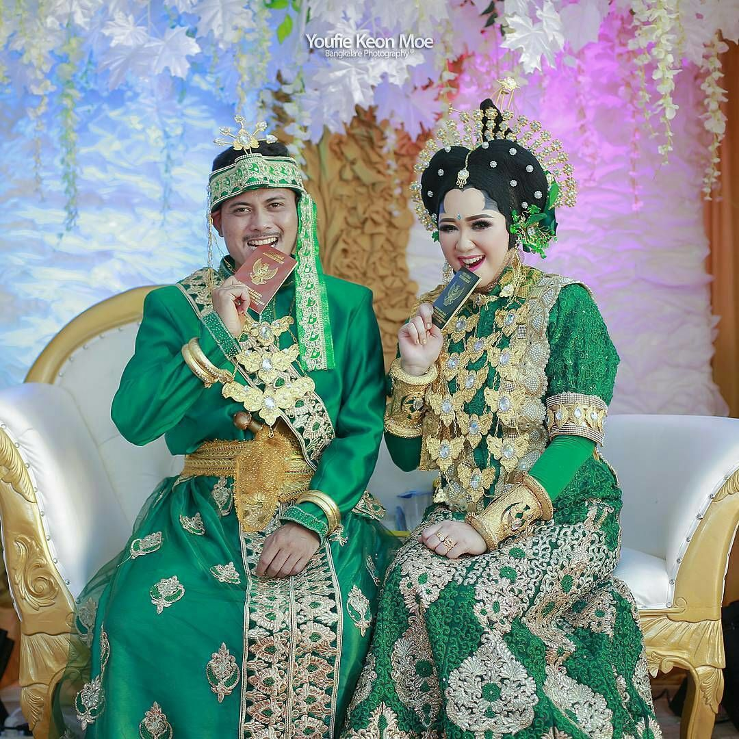 12 Baju Pernikahan Adat Bugis Makassar