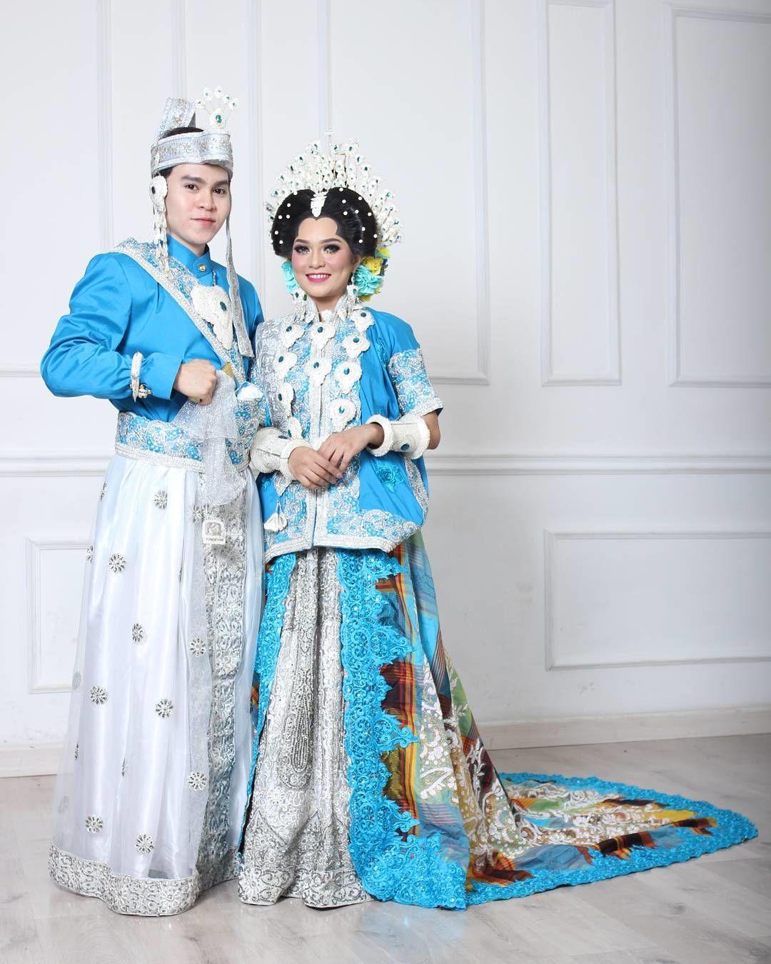 8 Baju Pernikahan Adat Bugis Makassar