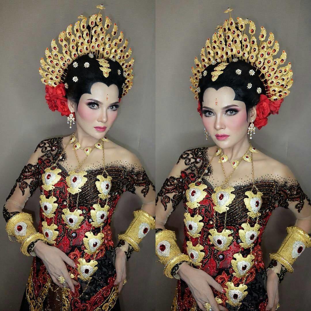 14 Baju Pernikahan Adat Bugis Makassar buat Tampil Mengagumkan