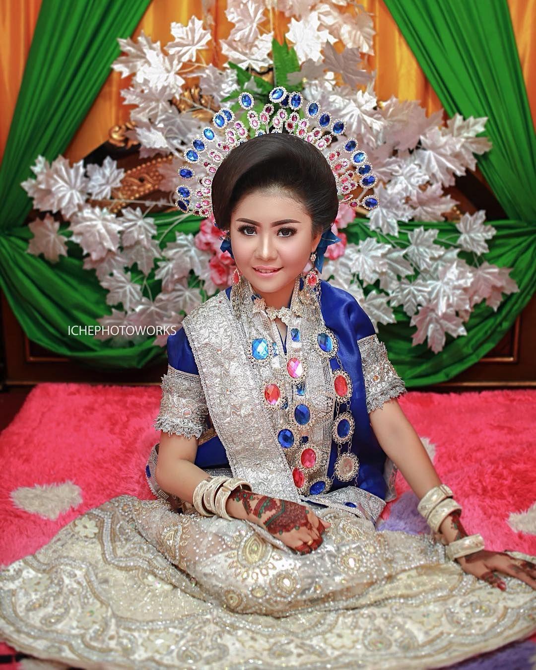 11 Baju Pernikahan Adat Bugis Makassar