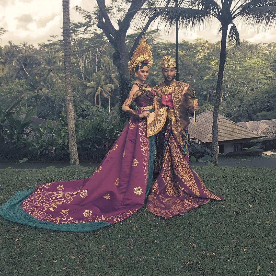 11 Baju Pernikahan Adat Bali