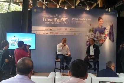 Garuda Travel Fair Berikan Diskon Gila-gilaan, Rugi kalau Gak Datang!