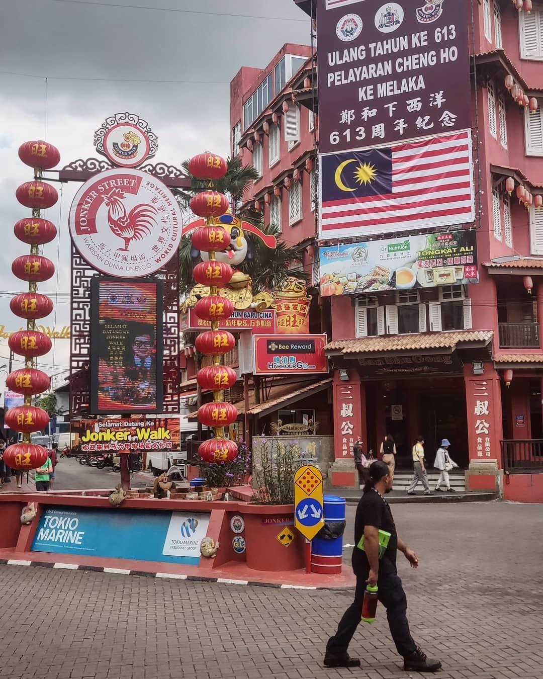 10 Tempat Liburan Terbaik Sarat Sejarah di Melaka, Instagramable Abis
