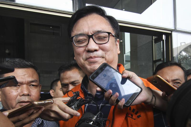 Jaksa KPK Tuntut Bos Meikarta 5 Tahun Penjara