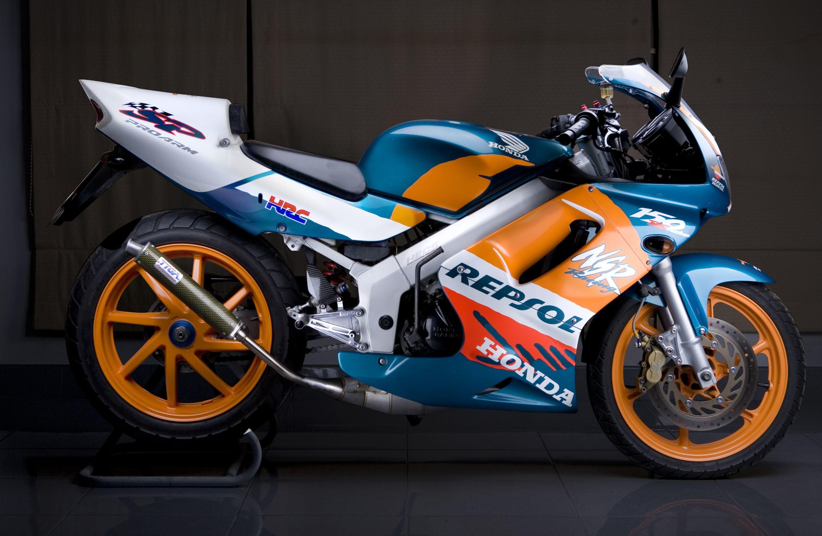 Motor Motor 2 Tak Yang Bikin Ngiri Remaja Zaman Now