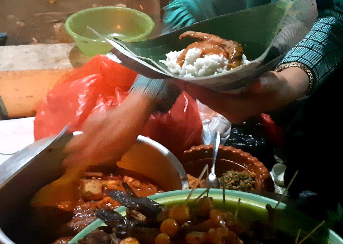 Sego Boran, Makanan Khas Lamongan yang Pedas nan Lezat