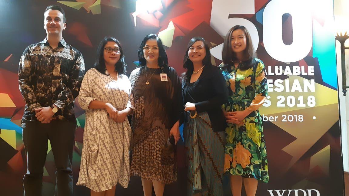 Brandz Keluarkan 10 Merek Indonesia Paling Berharga, BCA Nomor Satu