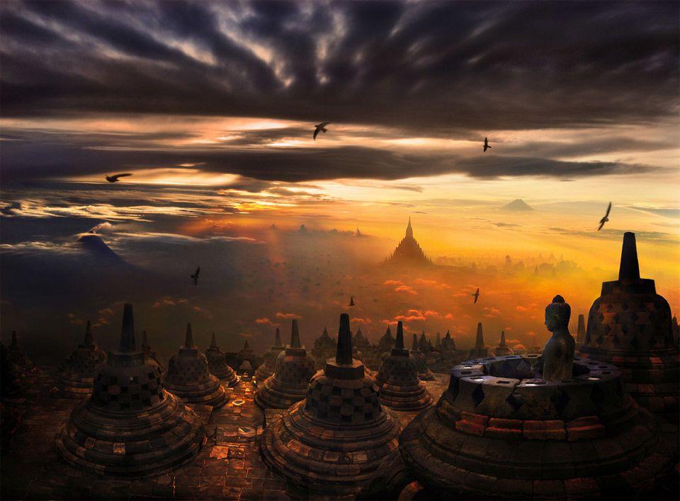 10 Fakta Unik Candi Borobudur yang Dahulu Ingin Dibongkar