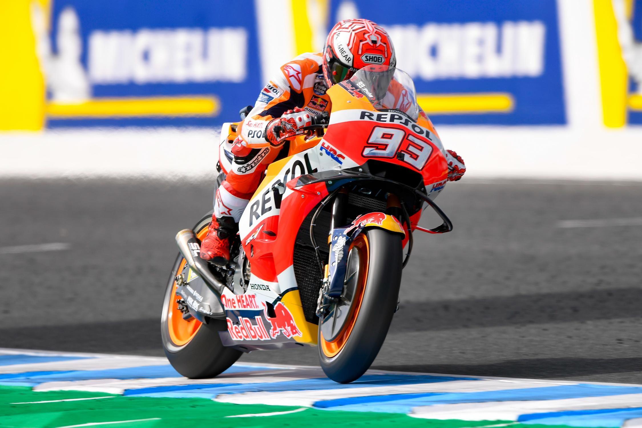 5 Fakta di Balik Kemenangan Marc Marquez di MotoGP Musim Ini