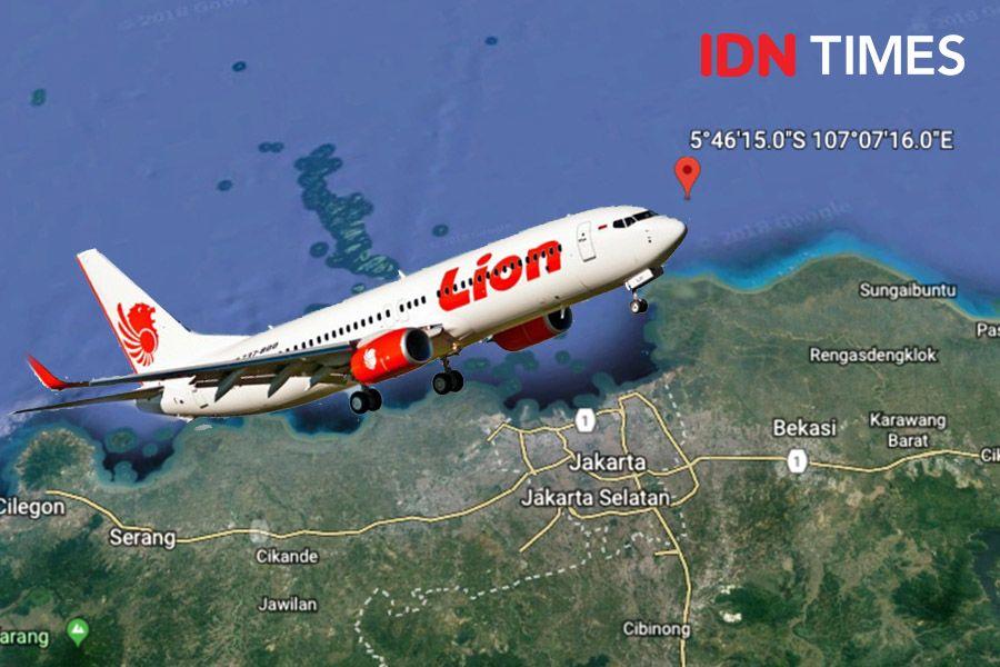 Kecelakaan Lion Air Mirip Ethiopian Airlines, KNKT Ajukan Kerja Sama