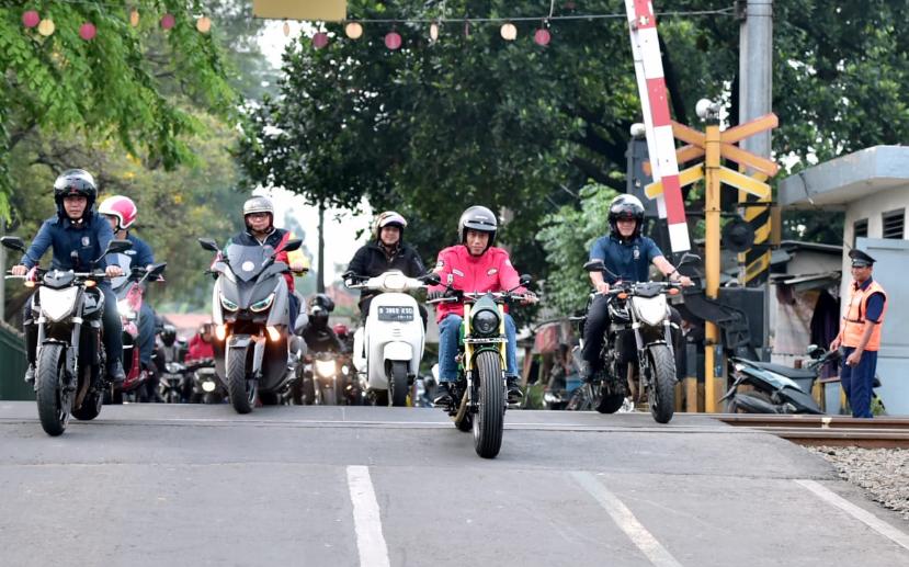 Ini Lagu Guns N' Roses yang Paling Disukai Presiden Jokowi