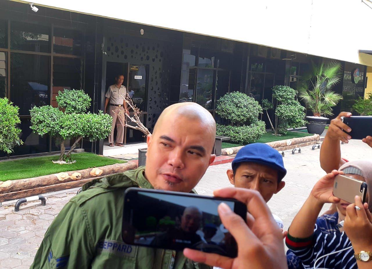 Ahmad Dhani Dituntut 2 Tahun Penjara Kasus Ujaran Kebencian