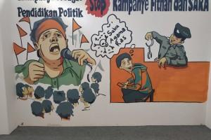 6 Temuan dalam 75 Hari Pengawasan Pemilu oleh Bawaslu