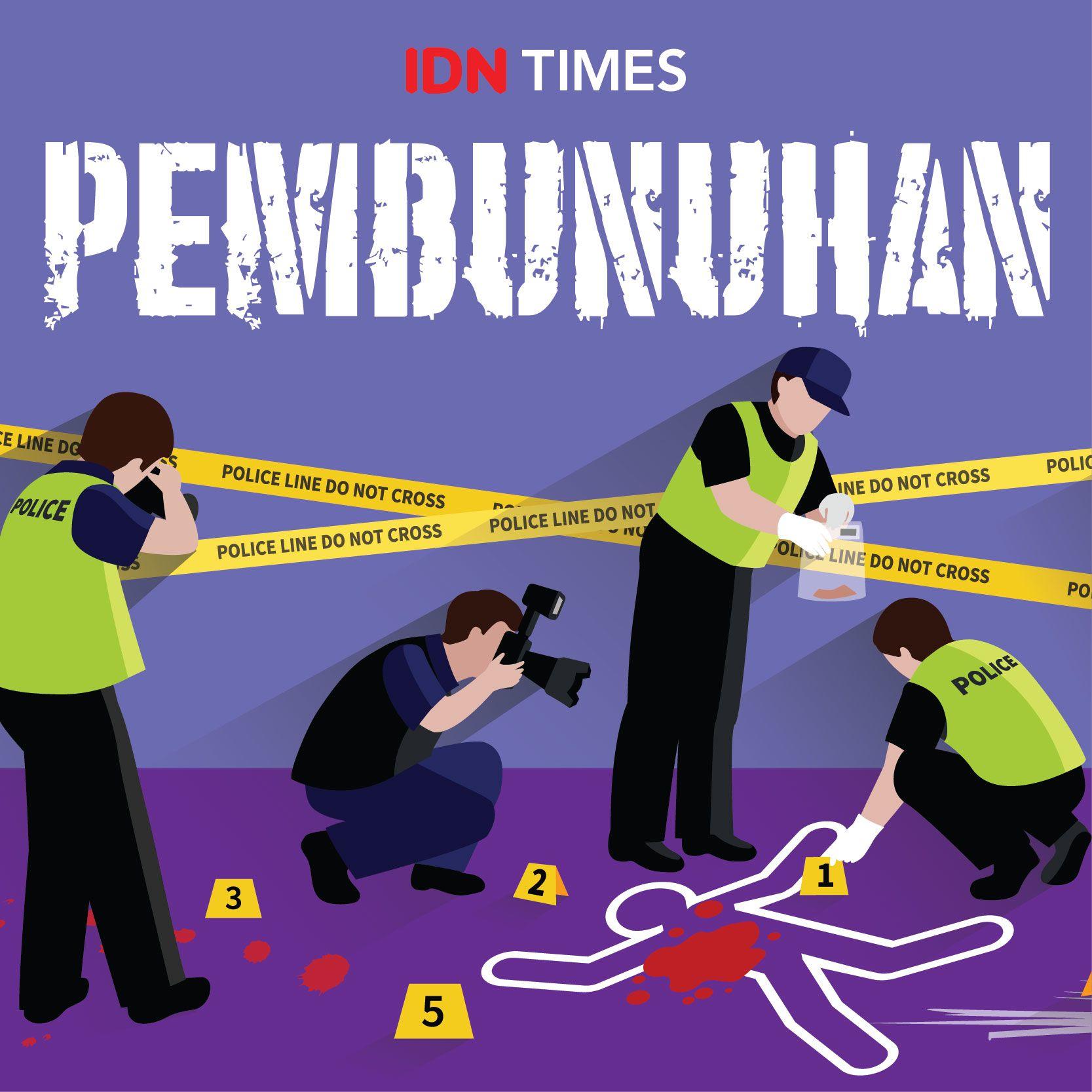 Terungkap! Pembunuh Perempuan Paruh Baya di Bandung Dilakukan ART