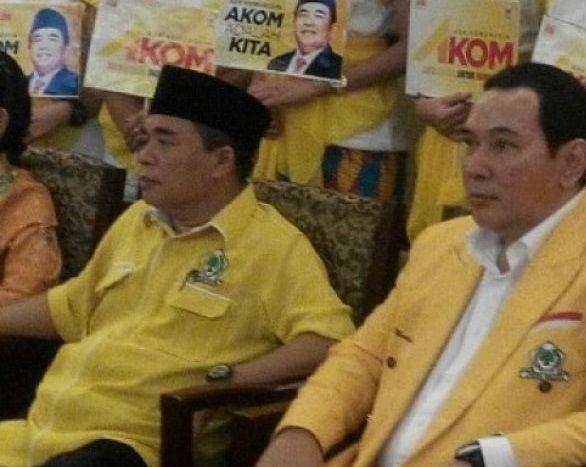 Tommy Soeharto TolakMuchdi Pr Jadi Ketum Partai Berkarya, Kenapa?