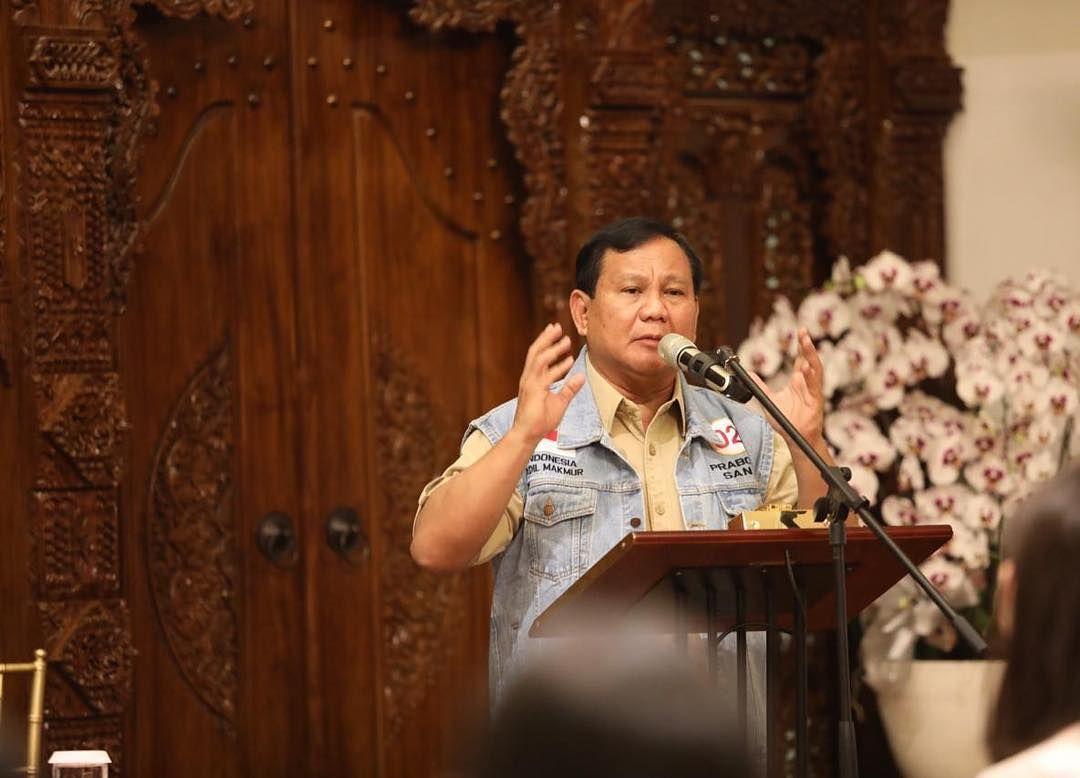 Peneliti Intelijen UI: Peserta Reuni 212 Mayoritas Pendukung Prabowo