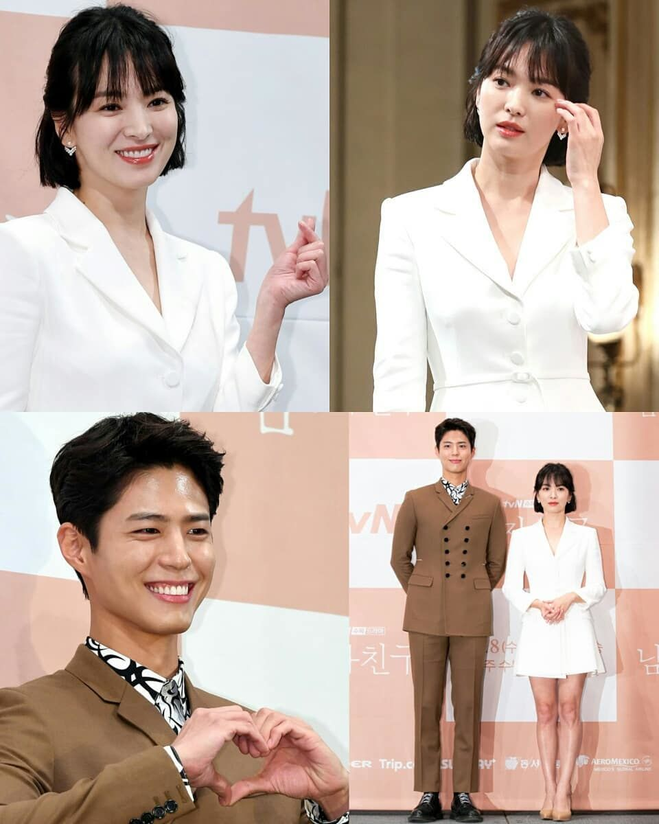 Gemas! 10 Potret Romantis Park Bo Gum & Song Hye Kyo di 'Encounter'