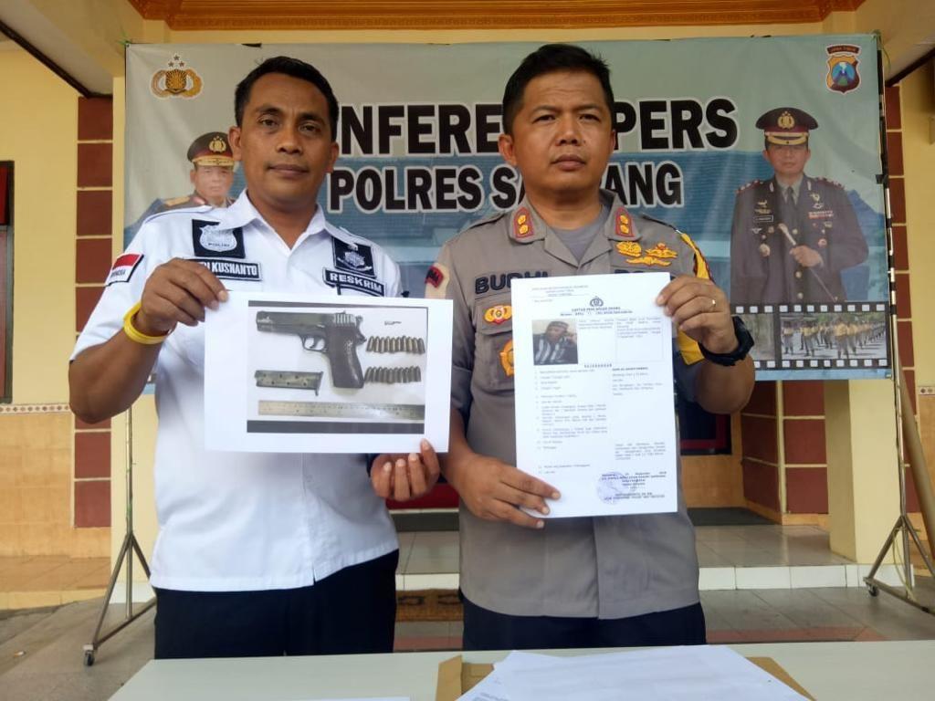 Penembakan Sampang, Polisi Sita Mobil yang Diduga Milik Penjual Pistol