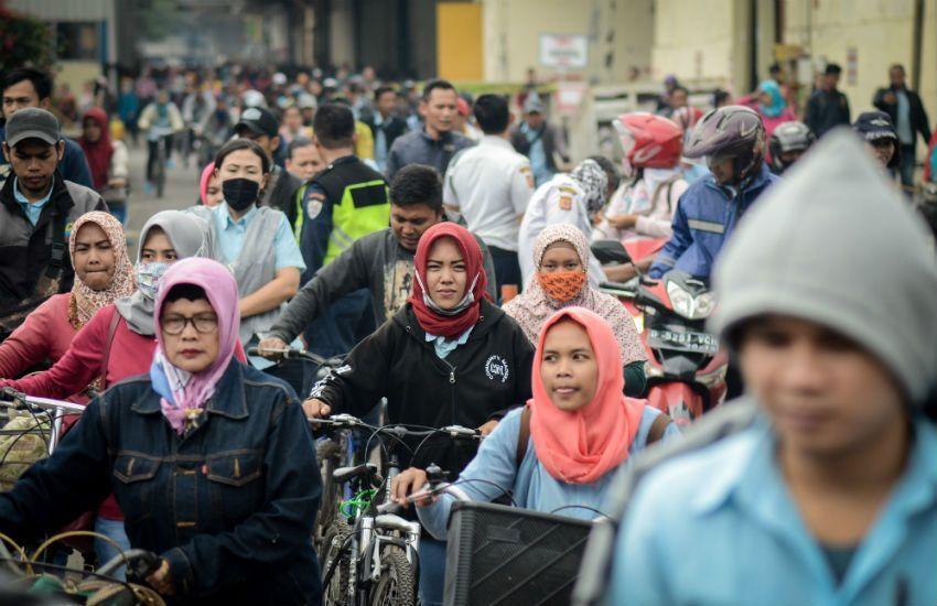 Polda Metro Akan Menyekat Tol Cikarang Utama dan Tol Tangerang