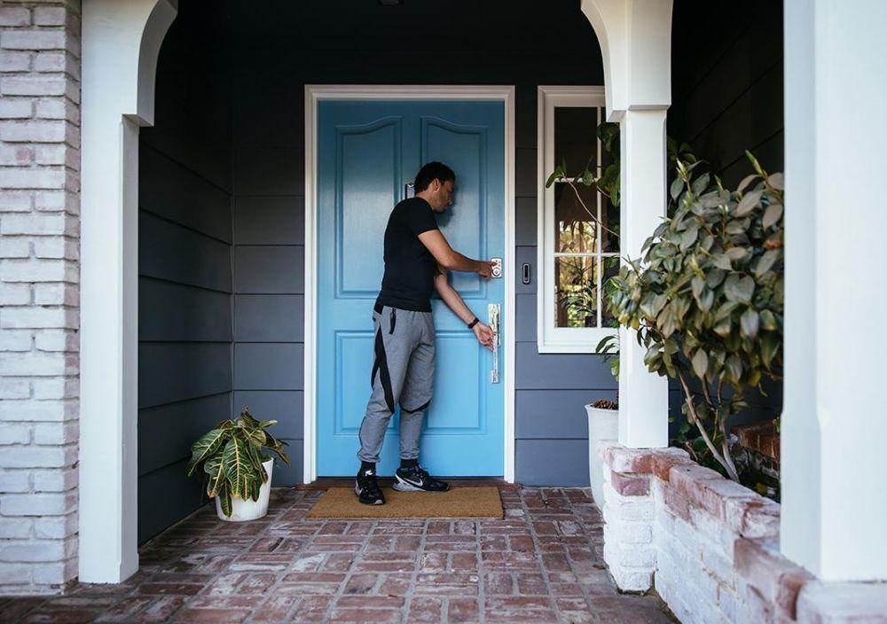 [INFOGRAFIS] 6 Tips Rumah Aman dari Pencuri Selama Libur Panjang!