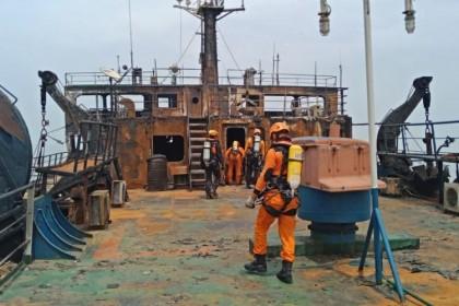 Tiga Korban Terbakarnya KM Gerbang Samudra Ditemukan, Ini Kondisinya