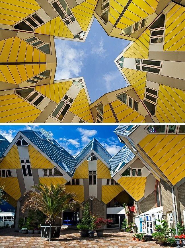 10 Gedung Unik Ini Punya Desain yang Begitu Memesona, Kece Parah!