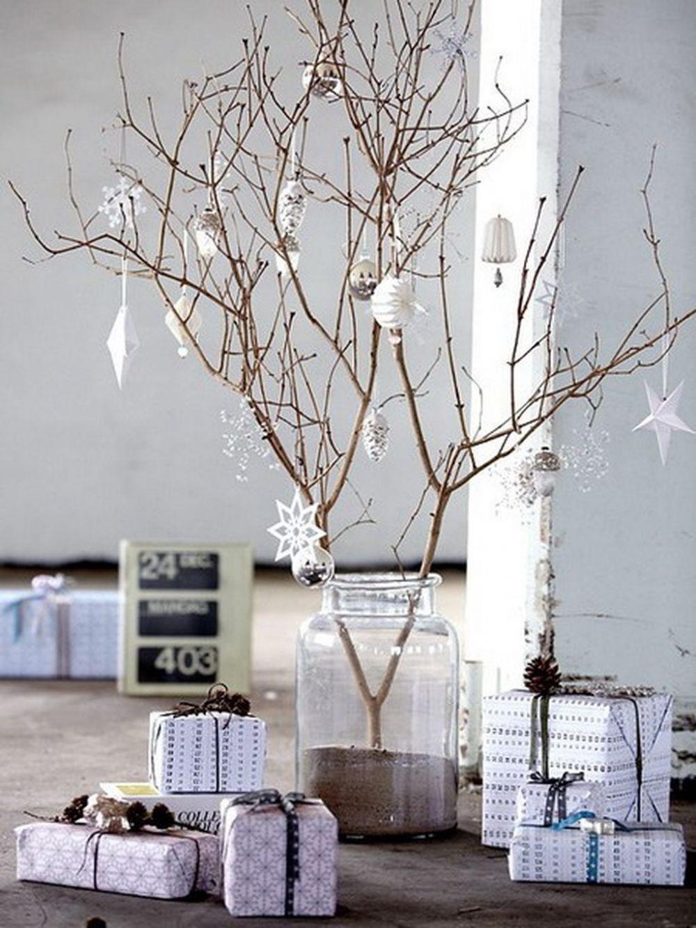 Ini 10 Kreasi Pohon Natal Sederhana tapi Kece Banget