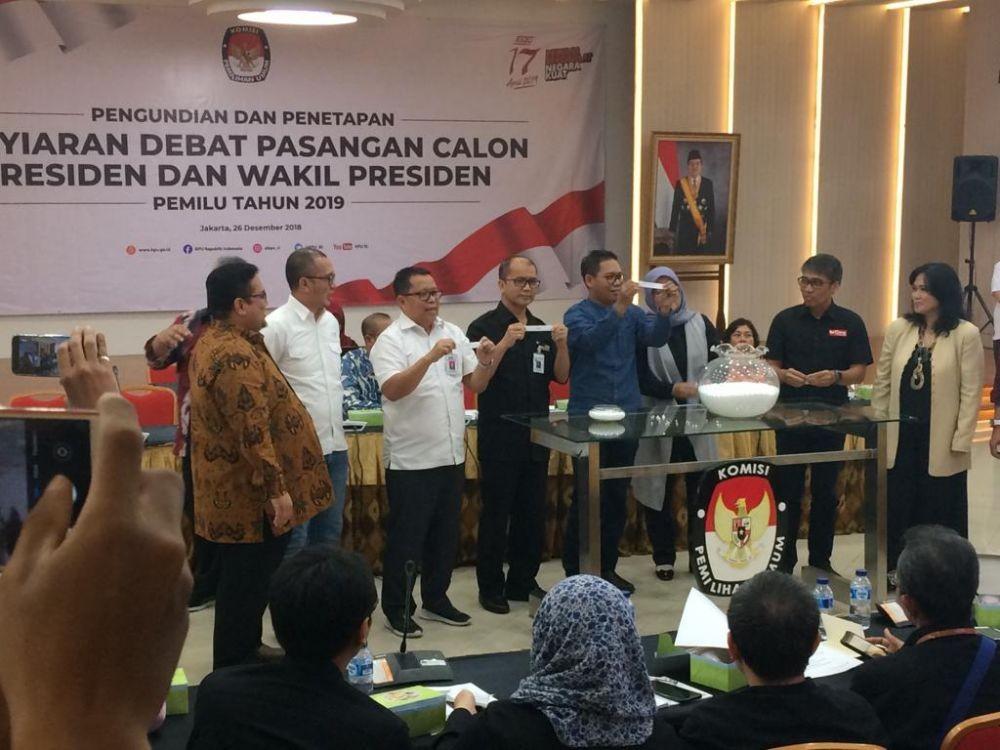 KPU Tolak Dokumen Revisi Visi-Misi Prabowo-Sandi, Kenapa?