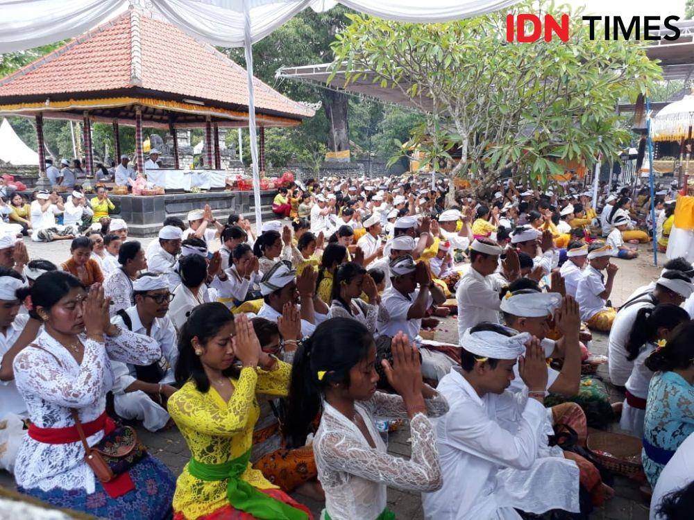 5 Jenis Upacara Suci Umat Hindu di Bali, Maknanya Berbeda-beda