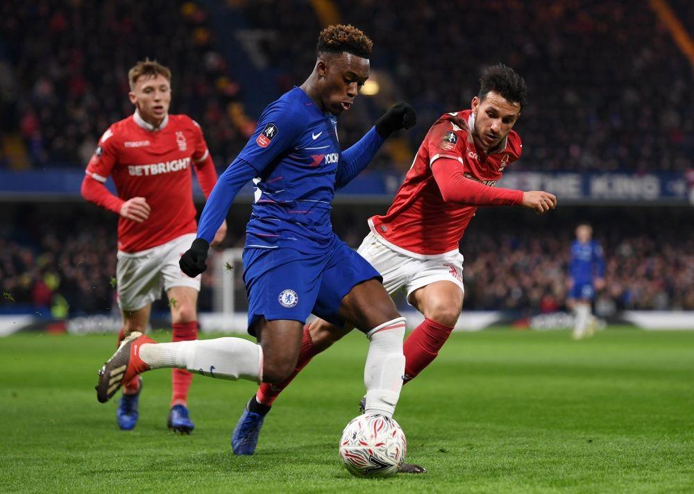 Callum Hudson-Odoi, Terjebak Tarik-Ulur antara Chelsea dan Bayern