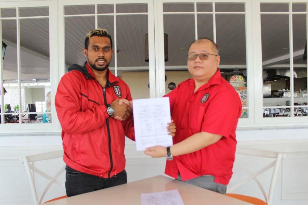 Geliat Masif Bali United di Bursa Transfer