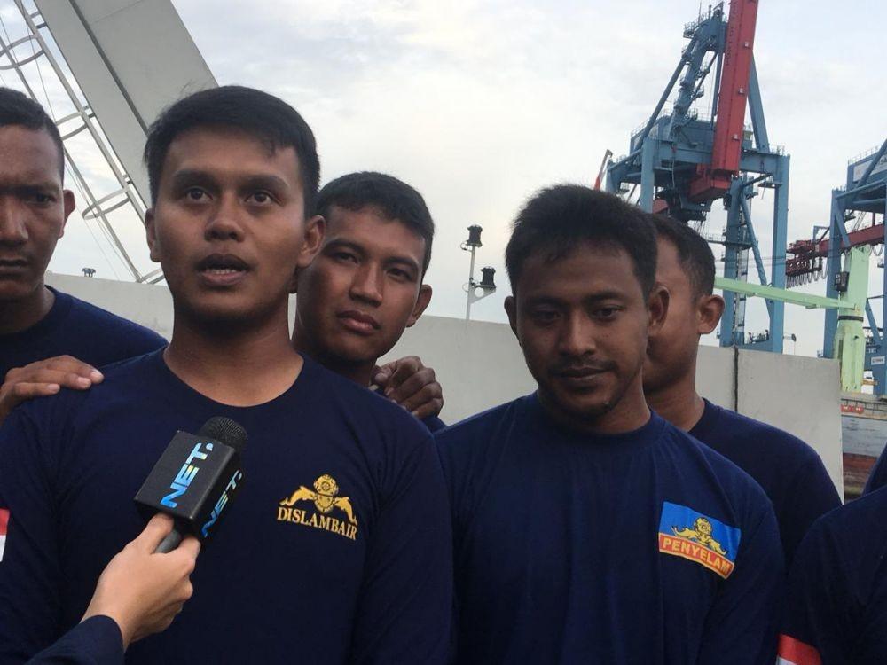 CVR Sriwijaya Air Ditemukan,Basarnas: Bukti Indonesia Tidak Main-main