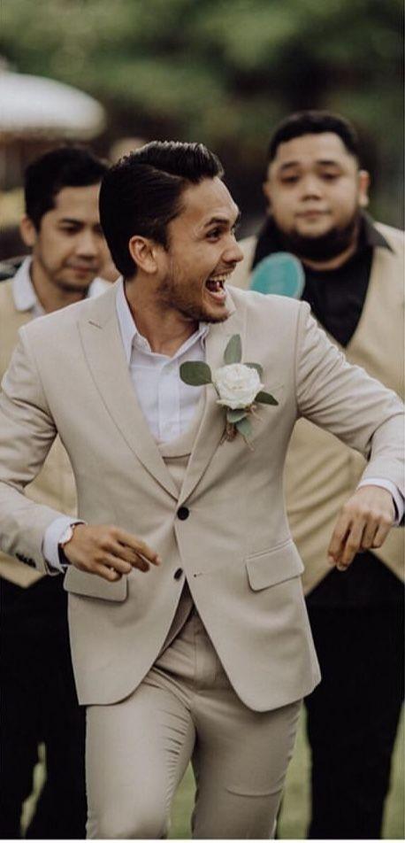 13 Momen Romantis Pernikahan Randy Pangalila - Chelsey di Bali