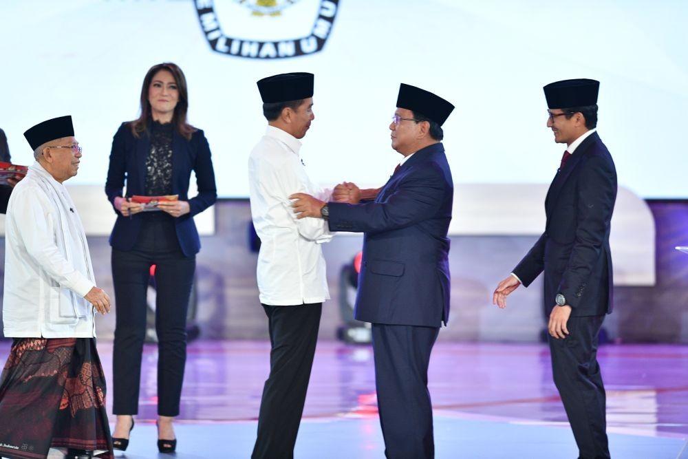 Jusuf Kalla Berharap Jokowi dan Prabowo Segera Bertemu