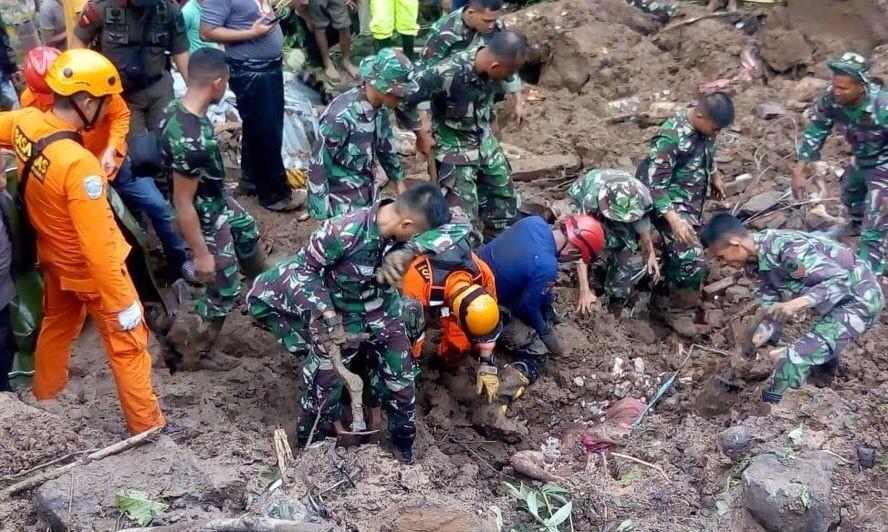 Musim Hujan Tiba, 30 Daerah di Jateng Ini Rawan Longsor