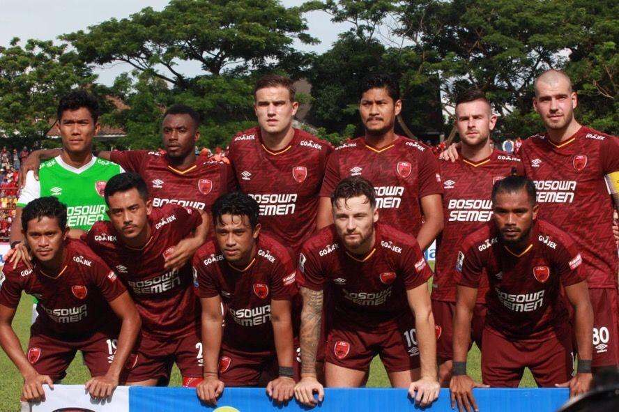 Sambut Piala AFC, PSM Makassar Gelar Pemusatan Latihan di Yogyakarta