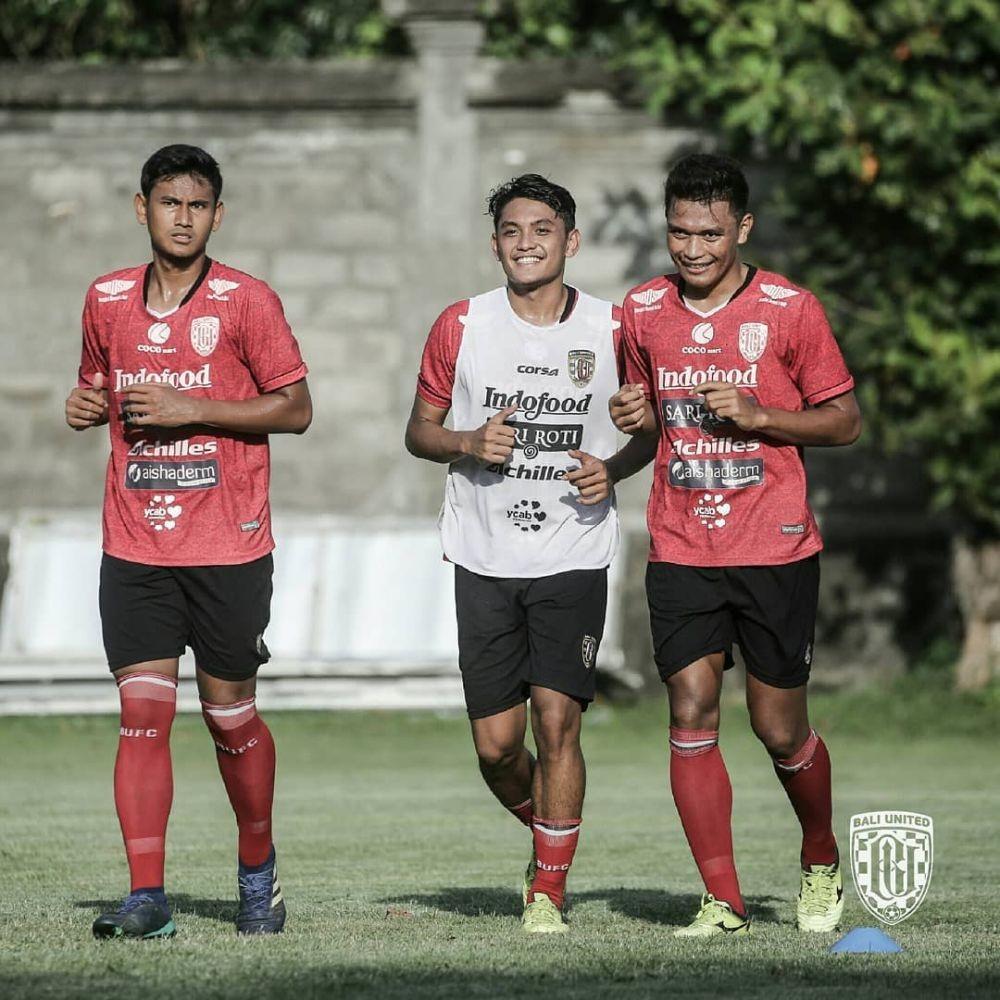 Sesak Pemain Asing & Naturalisasi, Gimana Nasib Lokal di Bali United?