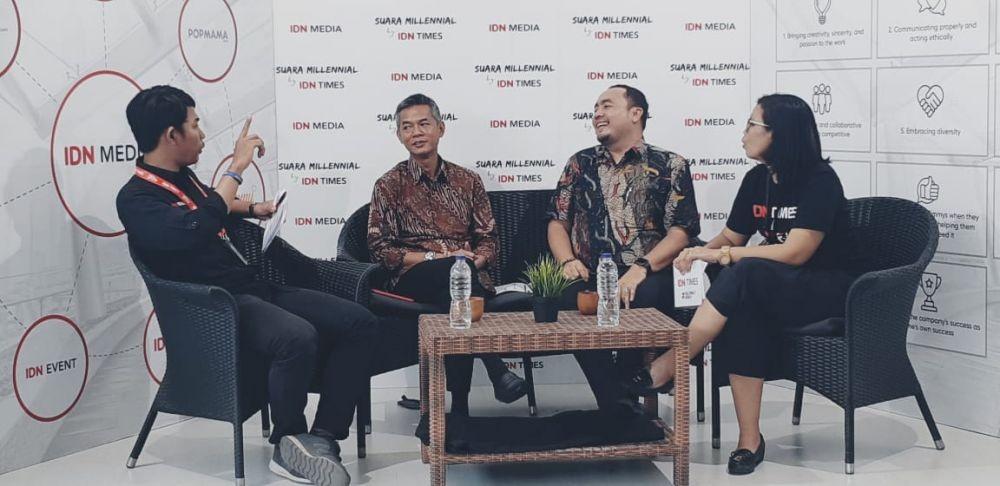 Format Baru Debat Capres, KPU Tak Ada Lagi Kisi-Kisi