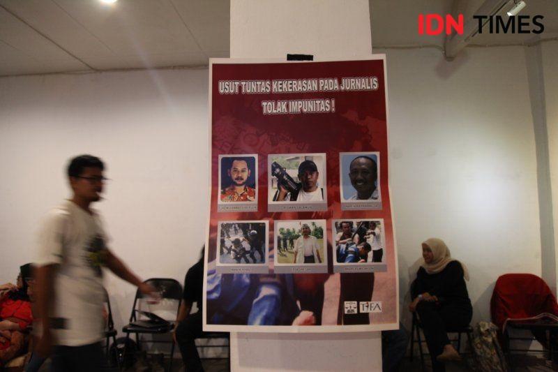 Ironi Hari Pers Nasional: Lupa Soal Kekerasan Terhadap Wartawan