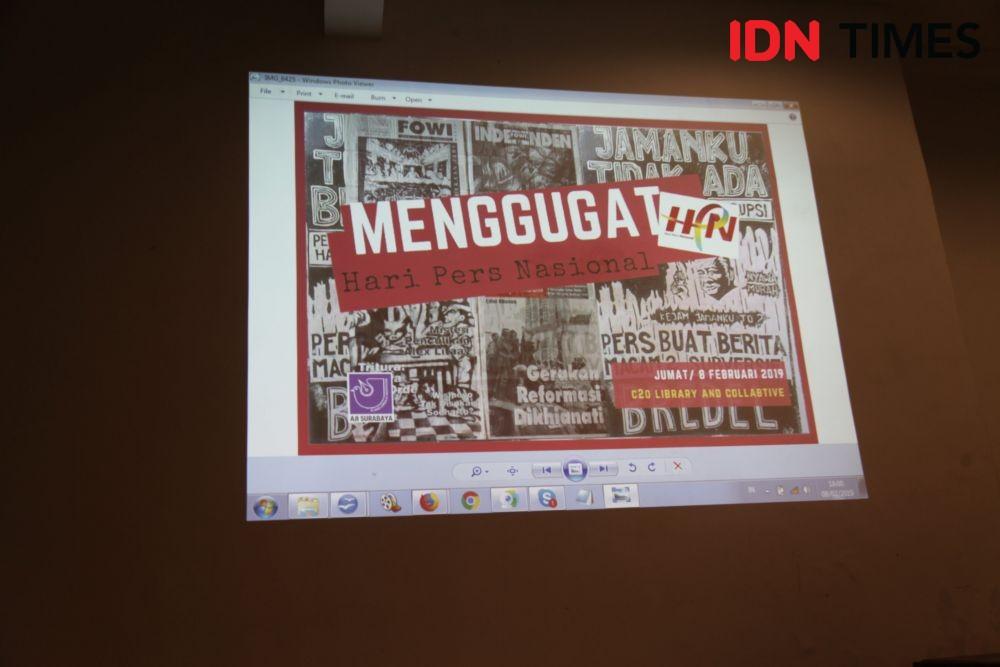 AJI Jakarta Kecam Kekerasan terhadap Jurnalis di Munajat 212