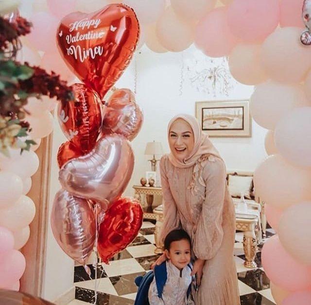 10 Momen Bahagia Aqiqah Anak Kedua Nina Zatulini & Chandra